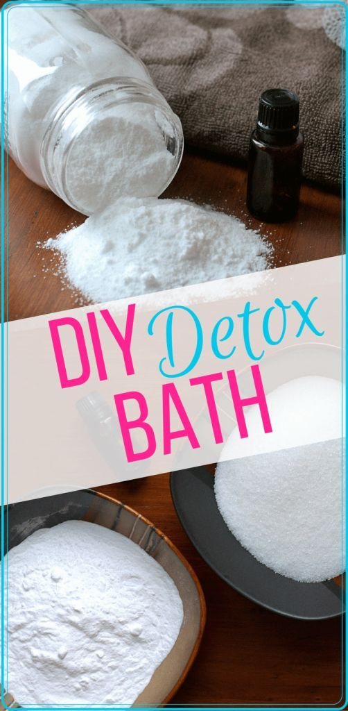 Easy all natural detox bath made with epsom salts, baking soda & essential oils. Perfect to help you relax, relieve pain & remove toxins from your body! detox bath toxins, detox bath diy, detox bath for kids, detox bath essential oils, detox bath recipe, detox bath benefits, bath soak diy, detox bath soak, homemade bath soak, bath soak recipe, moisturizing bath soak, epsom salt bath soak, baking soda bath soak, soothing bath soak, relaxing bath soak