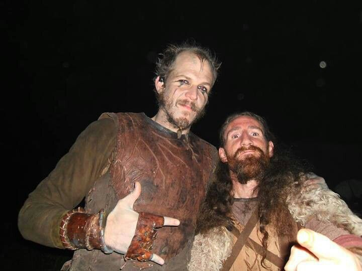 Gustaf Skarsgard, my favorite viking!