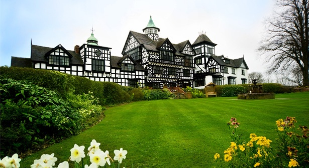 Luxury #Cheshire getaway for two including breakfast – 68% off two nights in a stunning Tudor-style country house #ukbreak #hotel