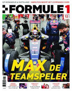 Proefabonnement: 3x Formule 1 € 12,50: Formule 1 is al jaren het…