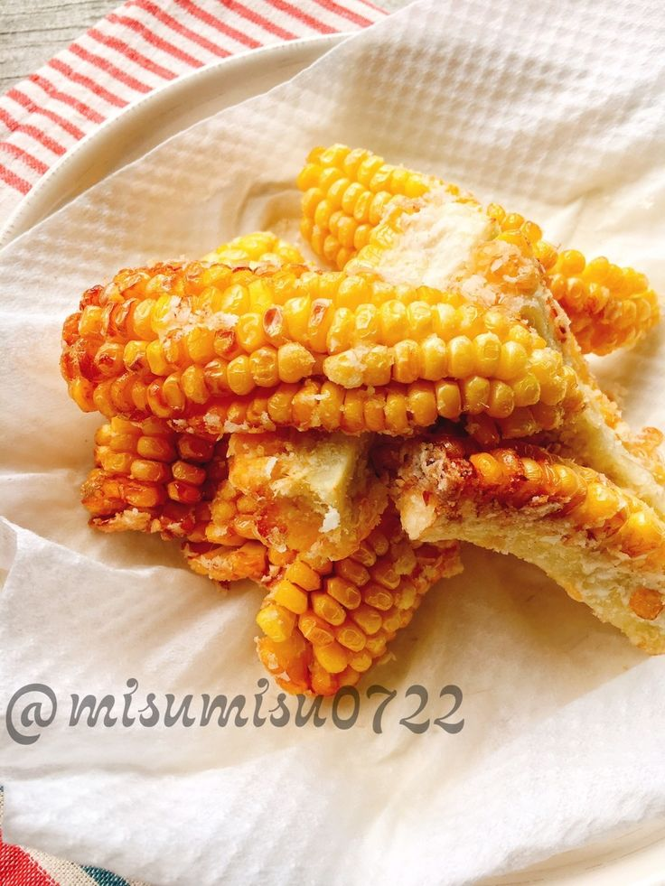 とうもろこしの塩唐揚げ by misumisu07 [クックパッド] 簡単おいしいみんなのレシピが273万品