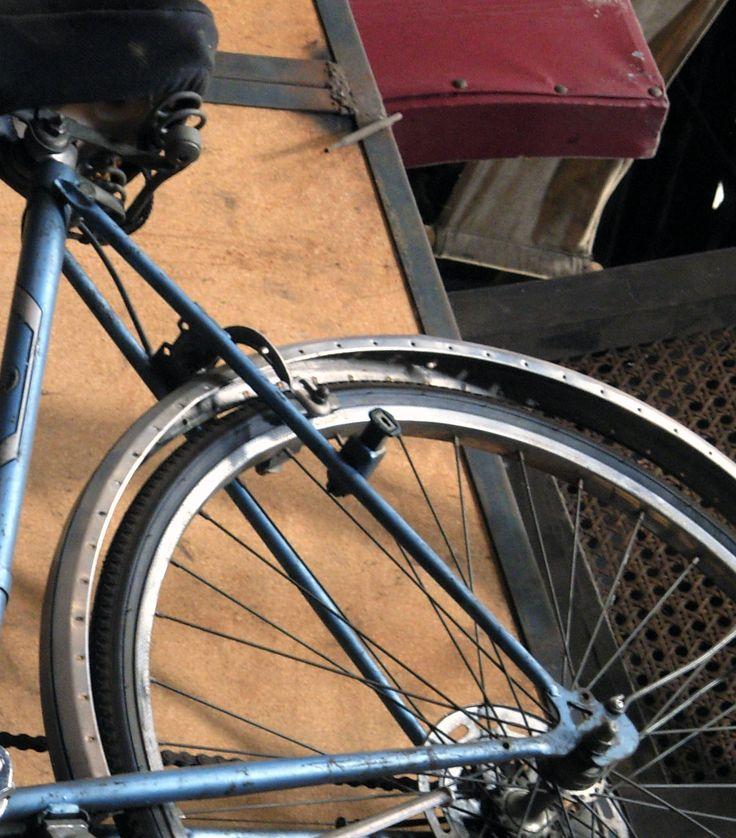 Bicicletas, Antigüedades Carroza
