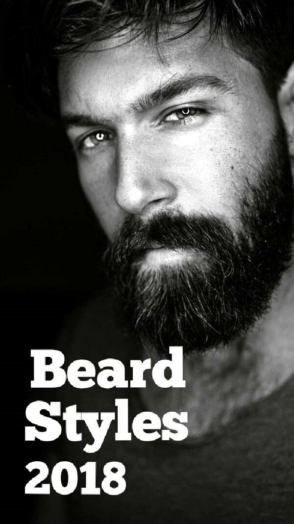 Looking for some cool beard styles for 2018? Look no further. See these amazing beard styles you can try in 2018.