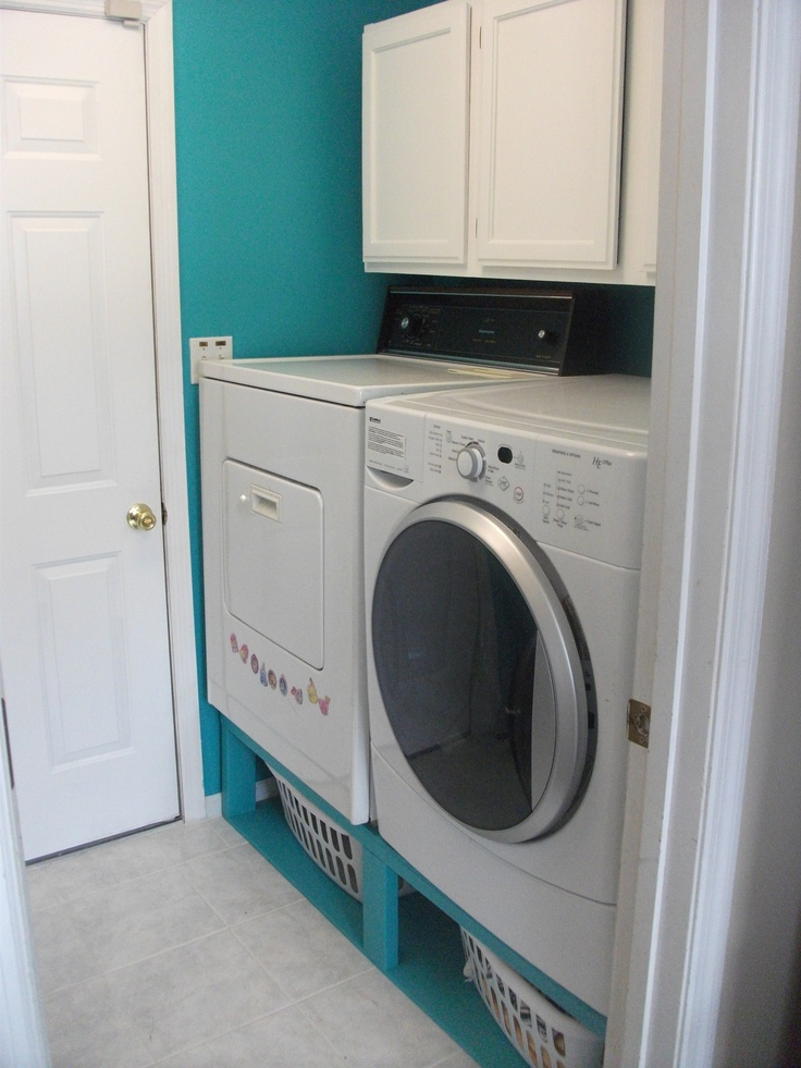 21 best laundry room images on pinterest laundry storage Laundry room storage