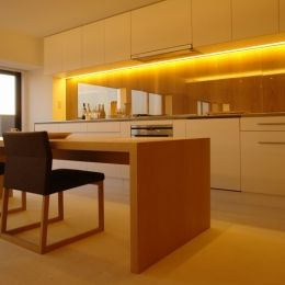 Vent Vert Nampeidai Penthouseの部屋 リビングダイニングキッチン2