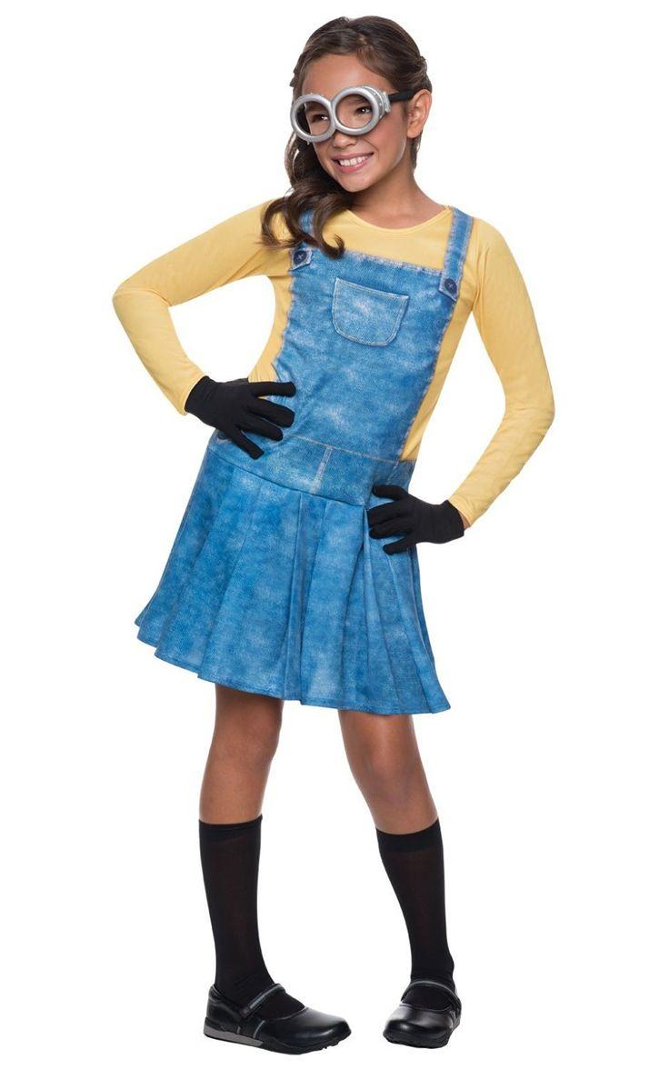 Despicable Me - Female Minion Costume
