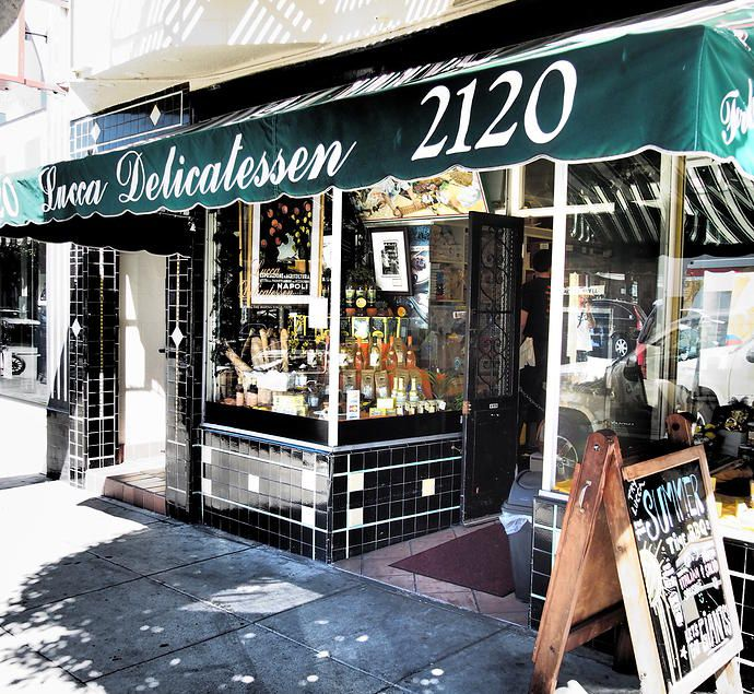 17 best images about italian american food stores on for American cuisine san francisco