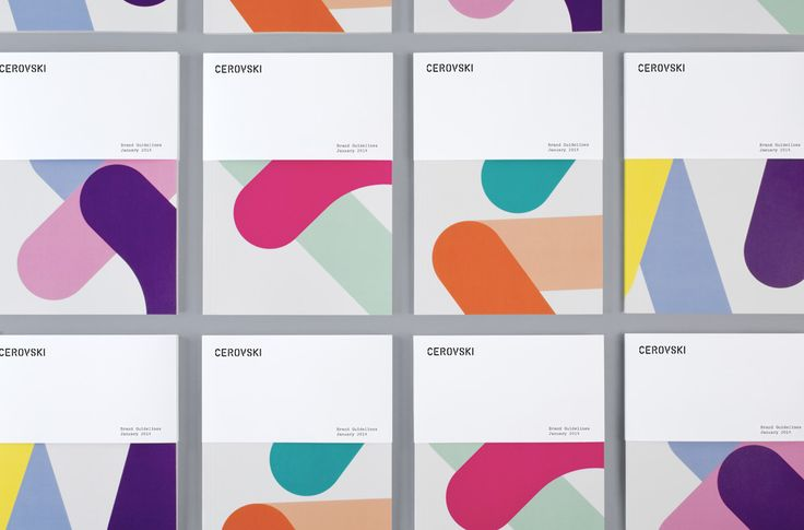 New Logo and Identity for Cerovski by Bunch
