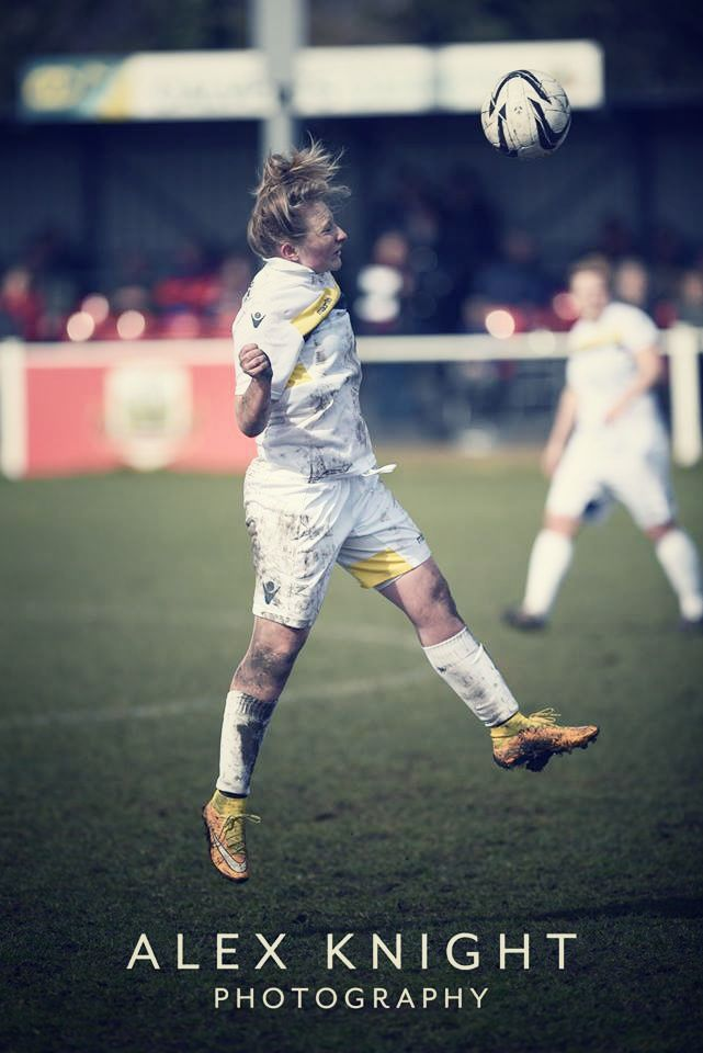 """Leeds Ladies Fall Below Par Against Chorley: """"That Can't Be Allowed To Happen"""" // Erin White by Alex Knight"""