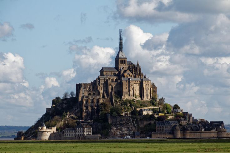 https://flic.kr/p/G8hEC1 | Mont Saint Michel, Normandie | IMG_8902