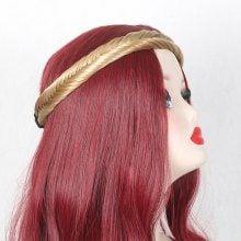 Colormix Fishbone Braided Headband