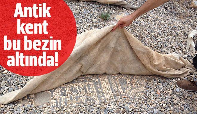 Antik kente bezli koruma! http://www.malatyahabermerkezi.com/kategori-68-malatya_kultur_haberleri.html