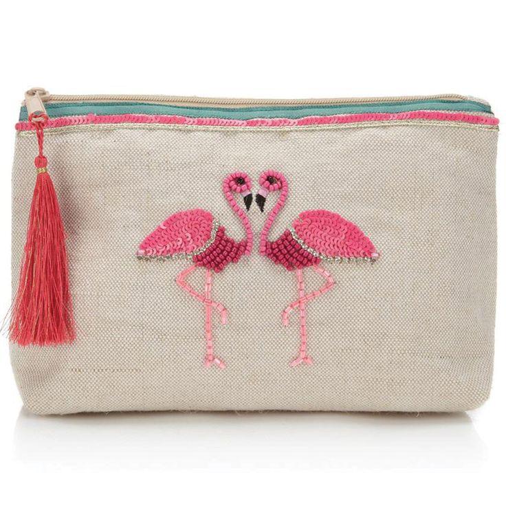 Novidades | Carteira Flamingo por apenas R$69,00. Garanta a sua! Shop: http://bit.ly/1ukNoUH