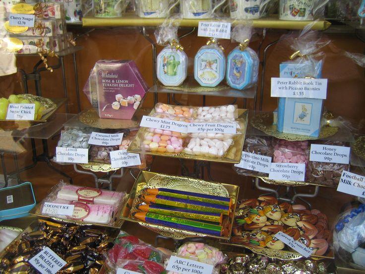 Lovely sweet stall