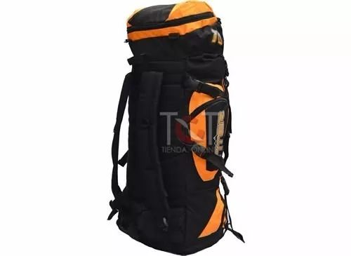 morral camping inter 70 a 90 litros maleta impermeable nuevo