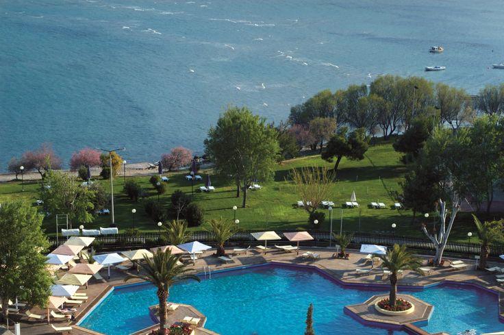 Aquis Mare Nostrum Hotel Thalasso #attica #greece #travel #holidays