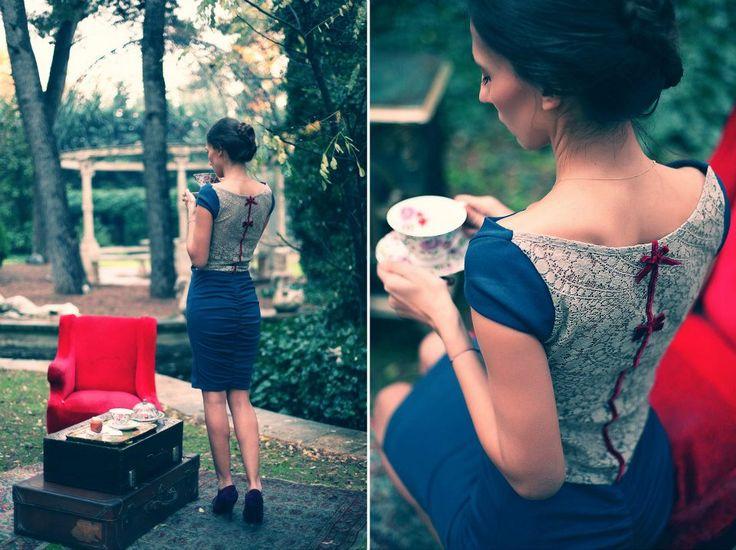 madame shou shou | louisa dress