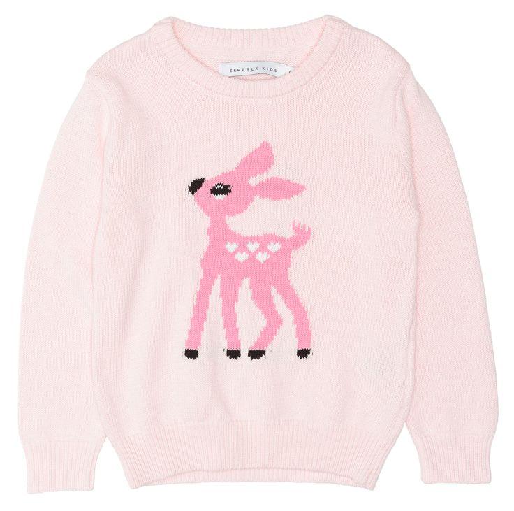 Girls knit