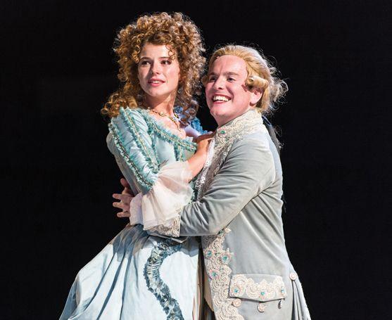 手机壳定制women u  s running tights sale Amadeus    Jessie Buckley Constanze and Joshua McGuire Mozart in Amadeus Photo Manuel Harlan jpg