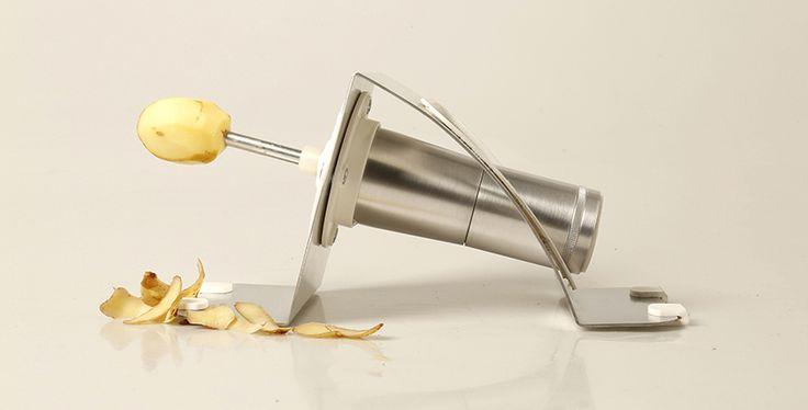 Herramientas auxiliares es un conjunto de herramientas realizadas con impresión 3D que parte de la base de un diseñador que trabaja en una cocina