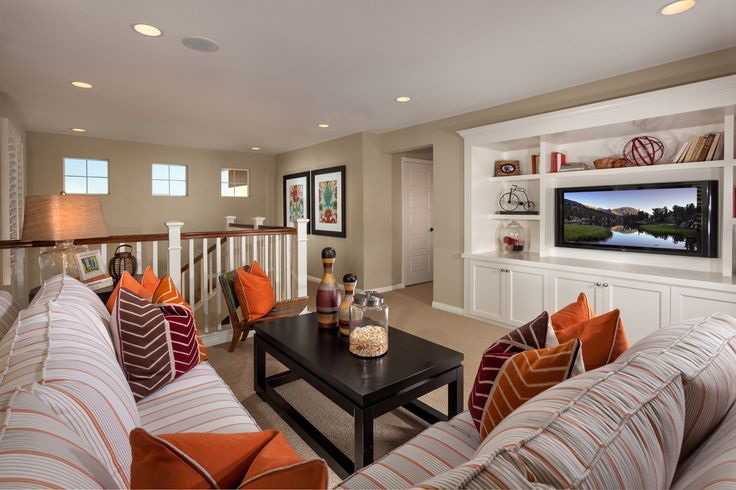 Cabrillo at Monument Park, a KB Home Community in Perris, CA (Riverside / San Bernardino). Love, love, love these colors!