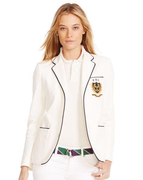Wimbledon Cotton Jacket - Polo Ralph Lauren Jackets - RalphLauren.com