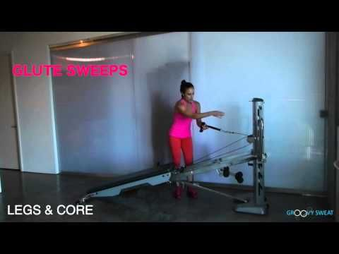 Total Gym Swimsuit-Ready Workouts - Week 4 - YouTube