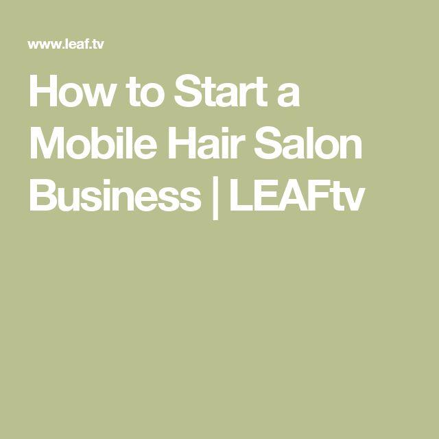 Best 25 hair salon business plan ideas on pinterest for A beauty salon business plan