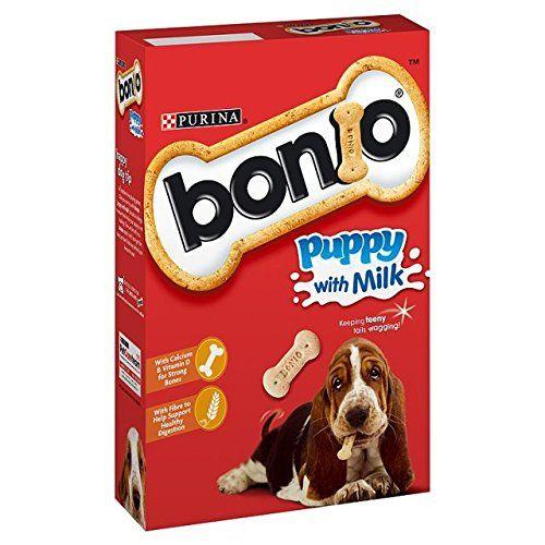 Aus der Kategorie Hundekekse  gibt es, zum Preis von EUR 4,79  Bonio Welpen mit Milch ist ein Ergänzungsfuttermittel für Welpen dogs.Each gesunden Keks enthält sorgfältig durch Zutaten wie Vollkorngetreide dachte, so sind nicht nur absolut lecker sie sind auch nahrhafte auch! Jeder einzelne lecker bonio Keks ist liebevoll und traditionell Ofen gebacken. In der Tat hat bonio wurde beim Plätzchen backen auf diese Weise an der gleichen Fabrik seit 1932 ... natürlich mit dieser überhaupt…