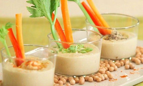 Salse e mousse vegane, per un aperitivo light e vegan! – LEITV canale di intrattenimento femminile