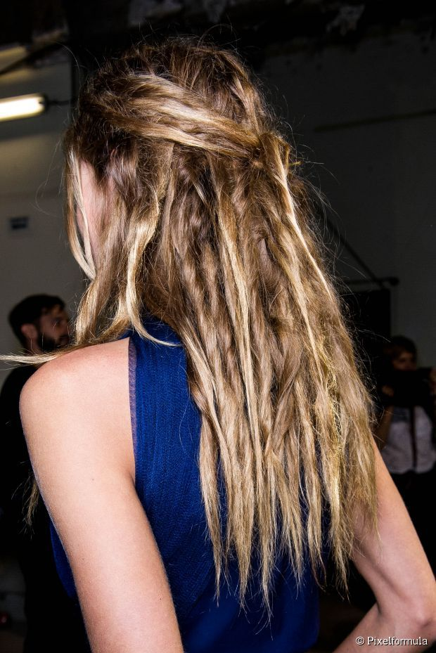 How to do temporary dreadlocks: fake it for a day!