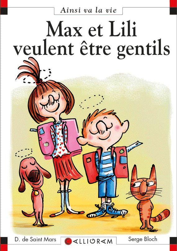 Kit pédagogique : Max et Lili veulent être gentils - Journée de la gentillesse
