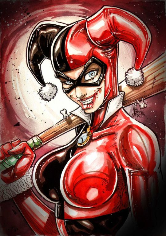 The One and Only...Harley Quinn!