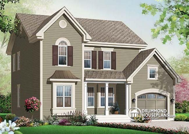 East coast traditional home plans