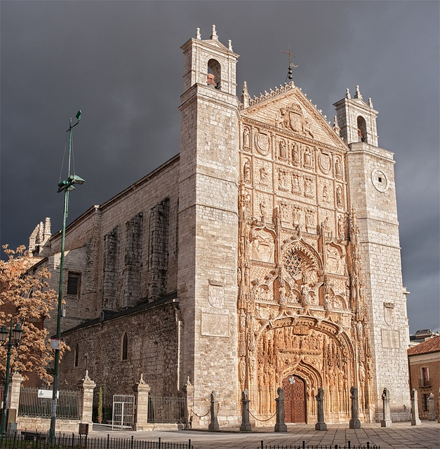 Church – Iglesia de San Pablo, Valladolid (Spain)
