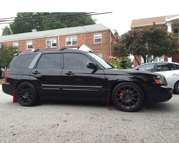 FS: (For Sale) [NY] 2004 Subaru Forester XT Tastefully Modded - NASIOC