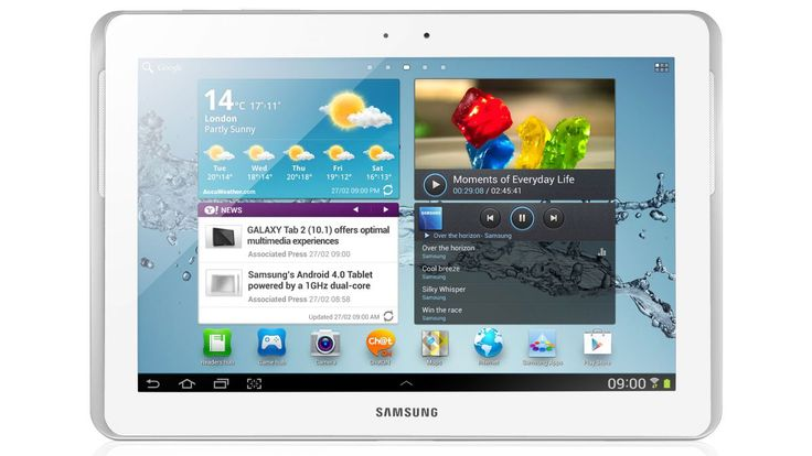 Sprint to carry Samsung Galaxy Tab 2 10.1 starting Nov. 11 | Slightly over 10-inch device will be the first 4G LTE tablet for the carrier, priced at $549.99. Buying advice from the leading technology site