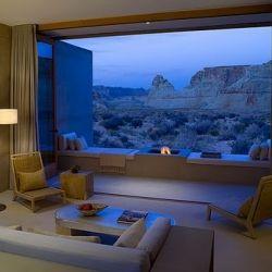 A dreamy desert hotel stay at Aman Resort, Amangiri in Utah United States of America.