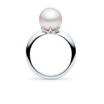 Mikimoto Mellia エンゲージリング(PR-1403) - MIKIMOTO(ミキモト)の婚約指輪(エンゲージメントリング)ハイブランドのエンゲージリング・婚約指輪まとめ一覧。