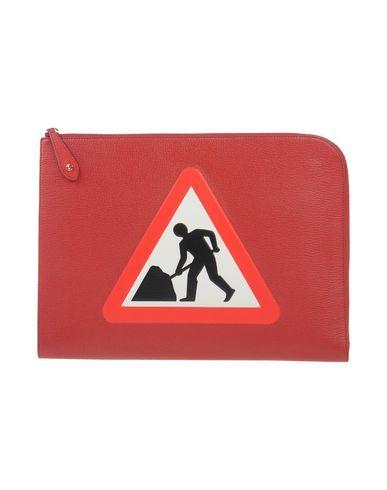 ANYA HINDMARCH Handbag. #anyahindmarch #bags #leather #clutch #hand bags #