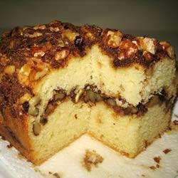 Рецепт: Быстрый пирог с корицей и орехами - все рецепты России