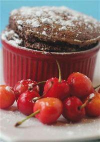 Chocolate souffles   - Good Choice