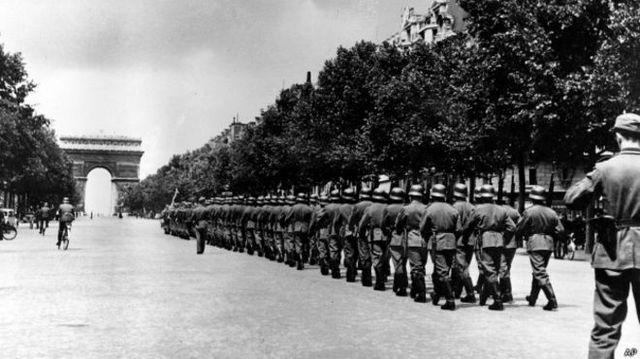 REPORTAJE II GUERRA MUNDIAL: La Segunda Guerra • Inicio