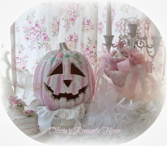 More Shabby Chic Halloween Interior Decor Ideas: Best 25+ Shabby Chic Halloween Ideas On Pinterest