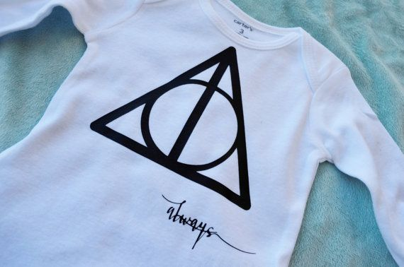 Always Harry Potter onesie Harry Potter by TopOfTheBeanstalk
