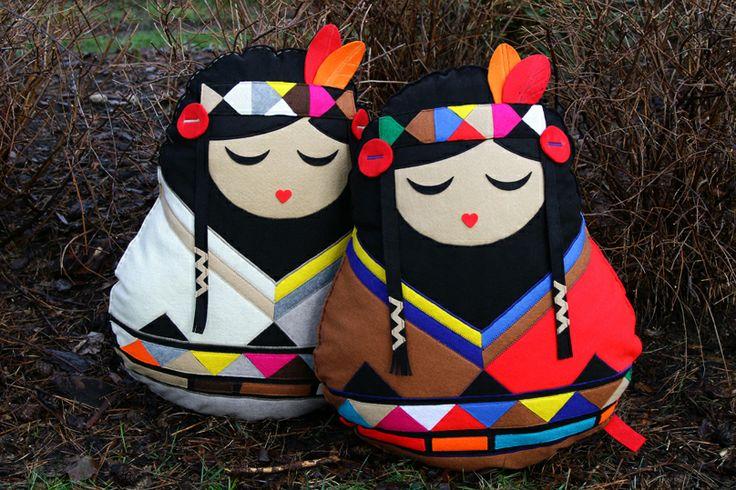 Tatanki -  pillows MIMA design