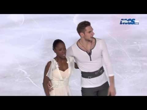 Vanessa JAMES/Morgan CIPRES - Championnat de France 2015 - LP