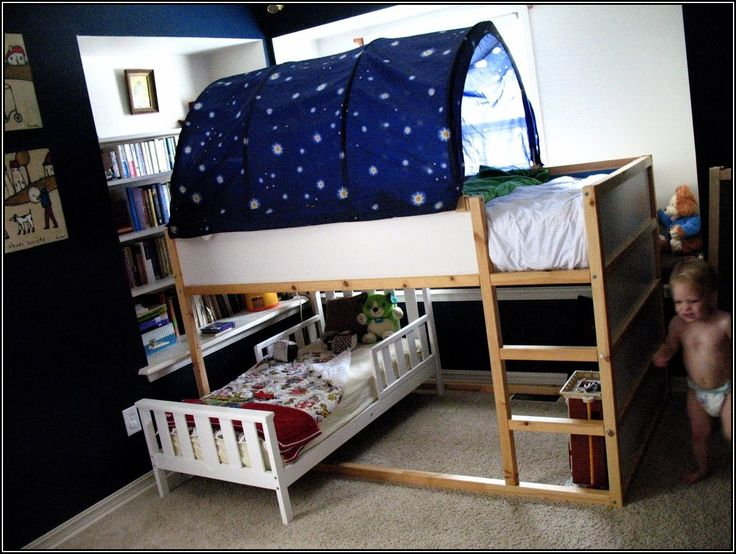 1000 Ideas About Ikea Toddler Bed On Pinterest