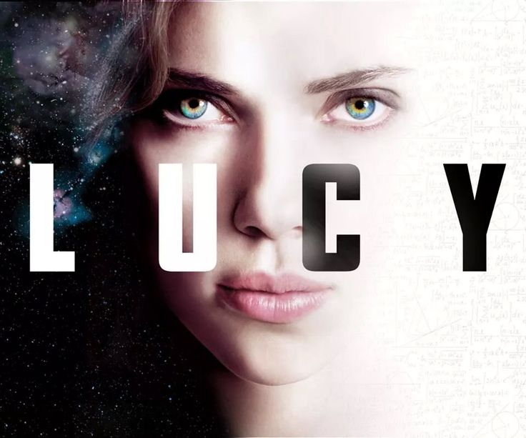 Lucy (2014)   #lucy #movie #poster