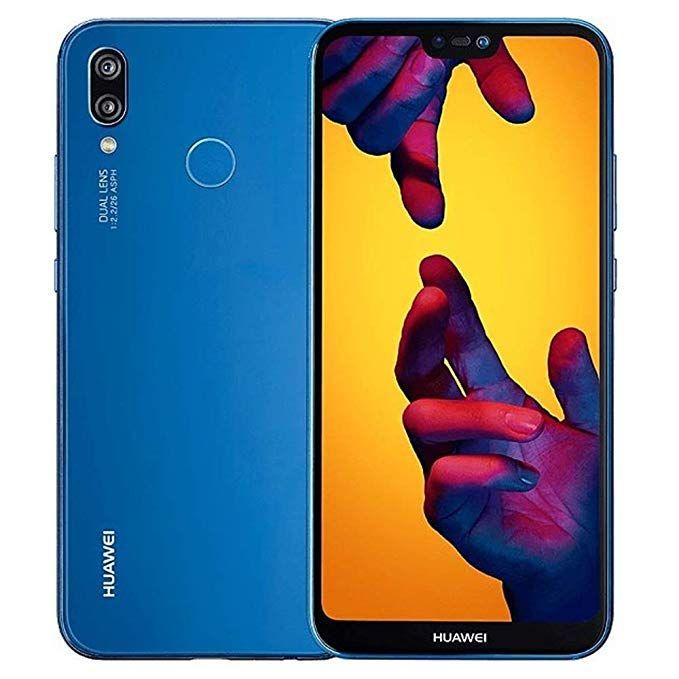 Amazon Com Huawei P20 Lite 32gb 4gb Ram 5 84 Fhd Display 4g Lte Dual Sim Gsm Factory Unlocked Smartphone Ane Lx3 Internati Dual Sim Huawei Smartphone